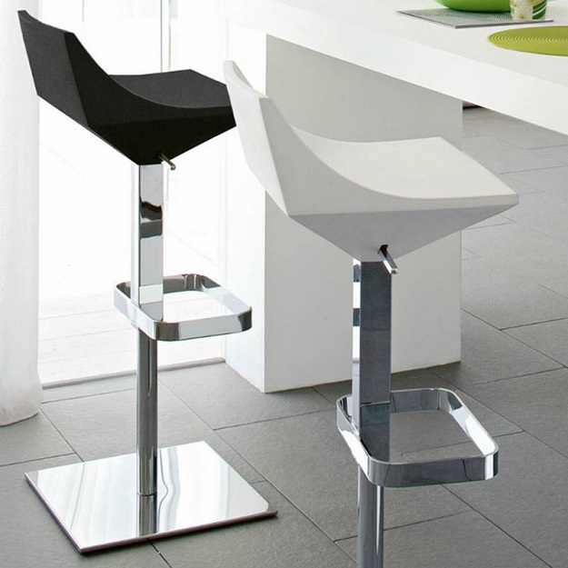 Calligaris fly bar stool gaslift - Calligaris balances ...