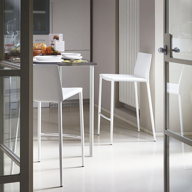 Calligaris aida bar stool - Calligaris balances ...