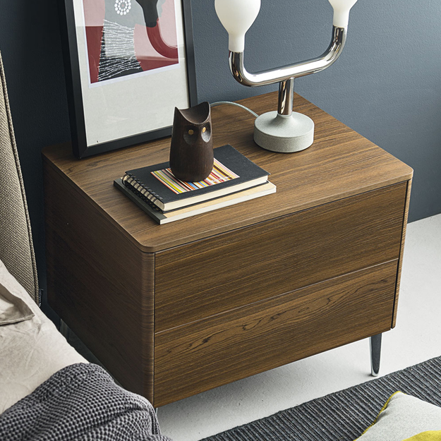 Calligaris boston bedside table - Calligaris balances ...