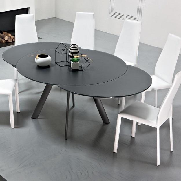 Bontempi Casa Giro Extendable Table