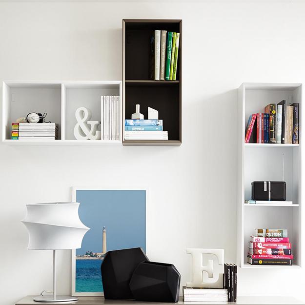 Calligaris inside storage cabinets - Calligaris balances ...