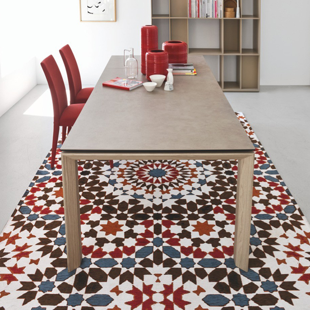 Calligaris Omnia Ceramic Extendable Table : omniaceramic62 from www.limemodernliving.co.uk size 625 x 625 jpeg 186kB