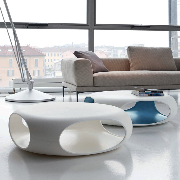 bonaldo pebble coffee table