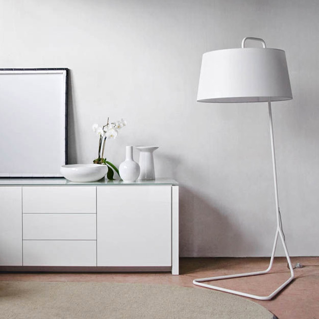 Calligaris sextans floor lamp - Calligaris balances ...