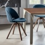 Bontempi Casa Mirage Wood Table