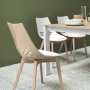 Calligaris Baron Wood Extendable Table