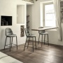Bontempi Casa Mood Upholstered Bar Stool