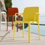 Connubia Calligaris Bayo Outdoor Chair