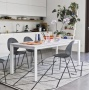 Calligaris Duca Fixed Table