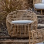 Cane-line Nest Round Chair