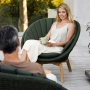 Cane-line Peacock Lounge Chair
