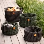 Cane-line Soft Rope Basket Open Weave