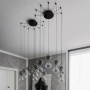 Cattelan Italia Sablier Suspension Cluster