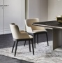 Cattelan Italia Magda Chair Wood Legs With Arms