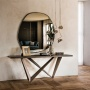 Cattelan Italia Westin Wood Console Table