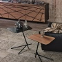Cattelan Italia Laser Side Table