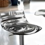 Calligaris L'eau Light Gaslift Bar Stool