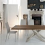 Bontempi Casa Artistico Wood Table
