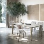 Bontempi Casa Cruz Extending Table