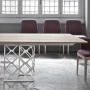 Bontempi Casa Majesty Wood Table