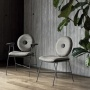 Bontempi Casa Penelope Chair With Arms