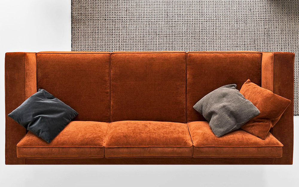 Square Sofa by Calligaris at Lime Modern Living