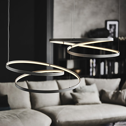 Cattelan Italia Heaven Suspension Light