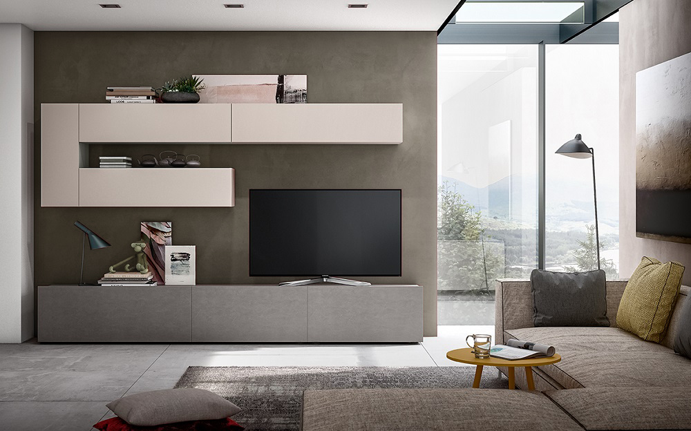 Lime-Label-Wall-Unit