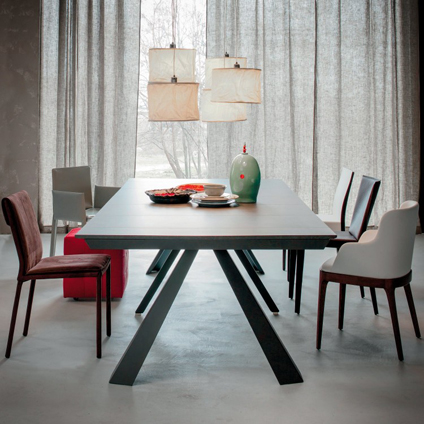 cattelan italia convivium table