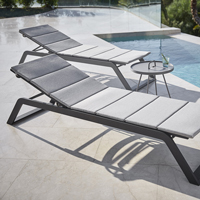 Cane-Line Sun Loungers