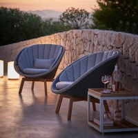 Cane-Line Lounge Chairs