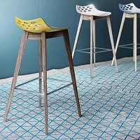 Connubia Calligaris Bar Stools