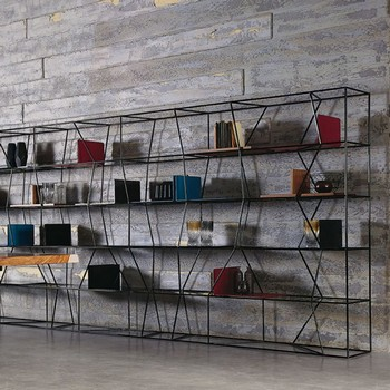 Bontempi Casa Lexington Bookcase Shelves