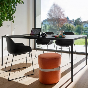 Connubia Calligaris Iron Table