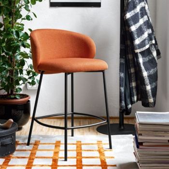 Connubia Calligaris Tuka Bar Stool