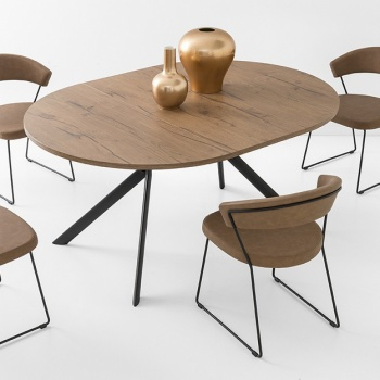 Connubia Calligaris Giove Table