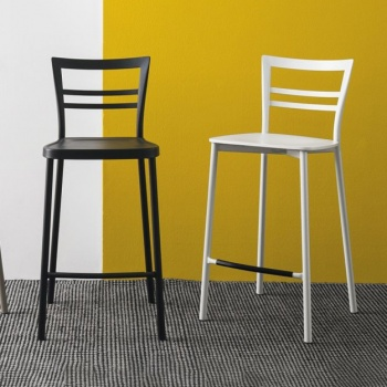 Connubia Calligaris Go! Bar Stool