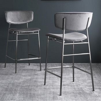 Calligaris Fifties Bar Stool