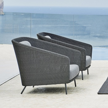 Cane-line Mega Lounge Chair
