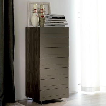 Cattelan Italia Dyno Tall Chest of Drawers