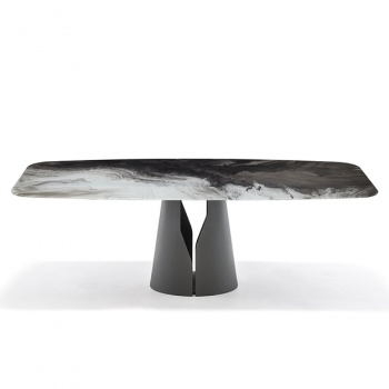 Cattelan Italia Giano CrystalArt Table