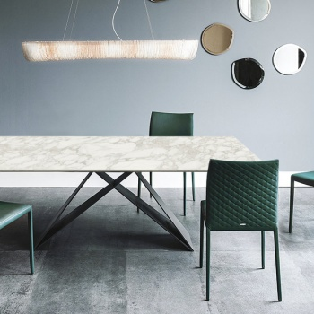 Cattelan Italia Premier Marble Table