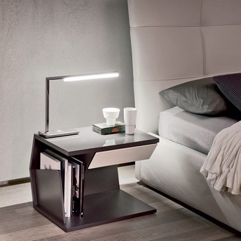 Cattelan Italia Club Bedside Table