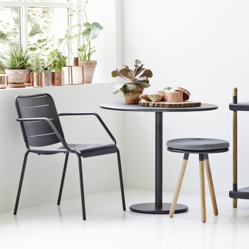 Cane-line Indoor Copenhagen Chair With Arms