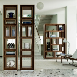 Porada Fancy Bookcase