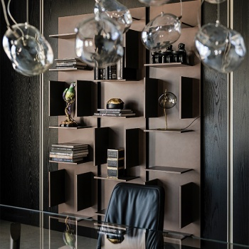 Cattelan Italia Fifty Bookcase