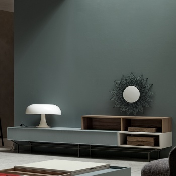 Grid Step TV Unit