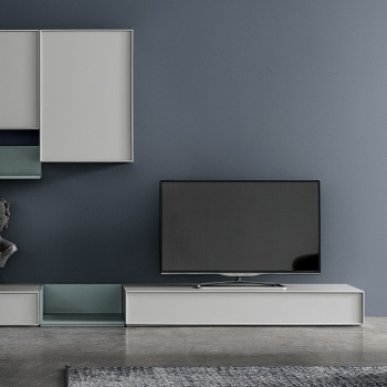 Open Low TV Unit