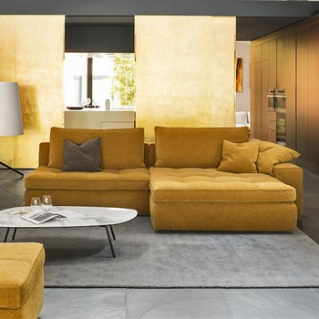 Calligaris Lounge High Sofa