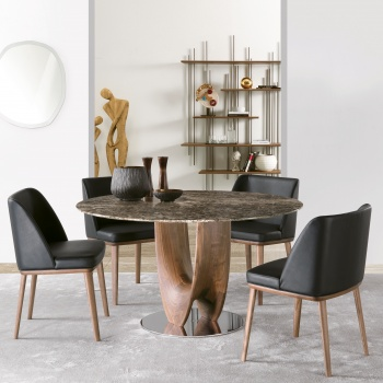 Pacini Cappellini Axis Marble Table